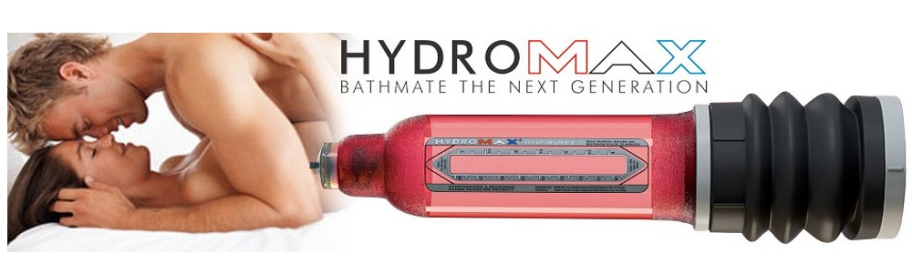 Bathmate Hydromax para agrandarse el pene